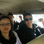 Photo taken at Hotel De Paso Ruta 32 by Geovanny Z. on 9/4/2013