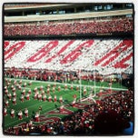 Photo taken at Memorial Stadium by Garrick B. on 11/17/2012