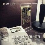 Photo taken at Ollino Garden Hotel by Yonatan L. on 1/2/2015