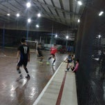 Photo taken at Arena Futsal by Andri S. on 3/14/2015