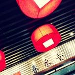 Photo taken at 春水堂人文茶館 Chun Shui Tang Cultural Tea House by Liz W. on 7/18/2013