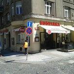 Photo taken at Budvarka by Pavel Š. on 8/2/2013
