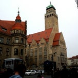 Photo taken at Rathaus Berlin-Neukölln by Alexander S. on 11/1/2013