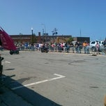 Photo taken at Downtown Muskegon by Emily K. on 7/21/2013