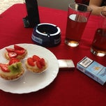Photo taken at Pasticceria Caffè Cunico by Manuel G. on 7/10/2013
