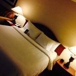 Photo taken at Hilton Garden Inn Houston Northwest by Eng. Waheeb S. on 8/21/2014