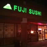 Photo taken at Fuji Sushi by Nicholas N. on 6/23/2013