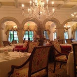 Photo taken at The Georgian Room At The Cloister by Kamela C. on 6/6/2014