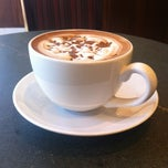 Photo taken at Coffee Society by Karen D. on 4/2/2013