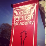 Photo taken at London Guitar Academy by London Guitar Academy on 7/30/2013