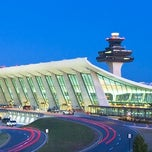 Photo taken at Washington Dulles International Airport (IAD) by Leo A. on 7/15/2013