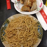 Photo taken at Wong Good Hand Pull Noodle by Sam P. on 9/23/2013