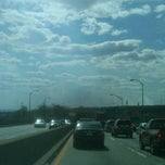 Photo taken at Interstate 278 (Staten Island Expy) by Lisa C. on 4/9/2012