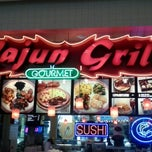 Photo taken at Cajun Grill by Justin K. on 3/20/2014