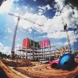 "Photo taken at นิคมอุตสาหกรรมอมตะซิตี้ (Amata City Industrial Estate) by ""ძυcк αɾσмძҽҽ"" on 1/15/2015"