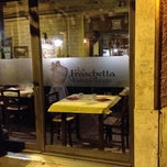 Photo taken at La Fraschetta di Mastro Giorgio by Andrea L. on 12/5/2014