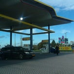 Photo taken at Shell by Patrick P. on 10/26/2013