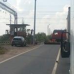 Photo taken at Переезд by Димасик .. on 8/6/2013