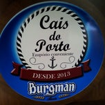 Photo taken at Burgman Chopp by Rodrigo B. on 11/30/2013