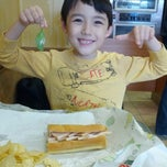 Photo taken at Subway Sandwiches by Patrick H. on 3/25/2014