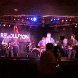 Photo taken at Revolution Bar & Music Hall by Fischbachs on 12/14/2012
