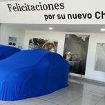 Photo taken at Autolarte Sur by Pablo S. on 12/6/2013