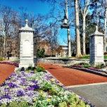 Photo taken at Emory University by Jesse B. on 3/19/2013