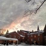 Photo taken at Peters Creek Baptist Church by Daniel D. on 3/4/2014