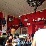 Photo taken at La Burla by Alejandra R. on 8/29/2014