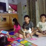 Photo taken at Villa Gading Harapan 5 by Toni H. on 8/7/2013