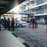 Photo taken at Police Station (Balai Polis) by Chayu Y. on 12/31/2014