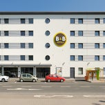 Photo taken at B&B Hotel Frankfurt-Hahn Airport by B&B HOTELS on 1/3/2014