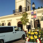 Photo taken at Palacio Municipal by Mariana B. on 6/9/2014