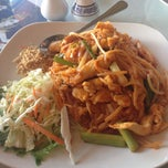 Photo taken at Krua Thai Cafe by Gemma on 6/28/2014
