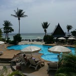 Photo taken at Haadlad Prestige Resort And Spa Koh Phangan by Frits K. on 7/31/2014