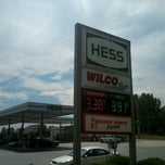 Photo taken at WilcoHess by Asa G. on 9/11/2013