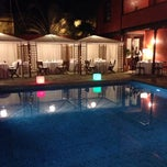 Photo taken at Hotel San Roque by Montse E. on 9/21/2013
