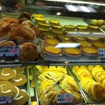 Photo taken at Canal Bakery by Tiana J. Kim on 3/28/2013