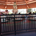 Photo taken at Turkish Delight - Busch Gardens by Wanda S. on 3/21/2014