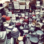 Photo taken at Jaffa Flea Market (שוק הפשפשים) by Andrew S. on 2/21/2013
