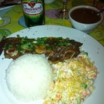 Photo taken at Sabor Brasil Restaurant by Paulo F. on 3/31/2013