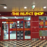 Photo taken at The Reject Shop Bourke St by Andrew L. on 2/21/2015