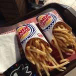 Photo taken at Burger King by mayd on 11/1/2014