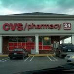 Photo taken at CVS/pharmacy by Lamont N. on 2/4/2013