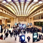 Photo taken at Gare de Bruxelles-Central / Station Brussel-Centraal by Ahmet E. on 5/11/2013