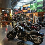 Photo taken at Trev Deeley Motorcycles by Ricky S. on 3/23/2013