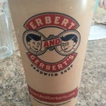 Photo taken at Erbert & Gerbert's by Stacey D. on 8/18/2013