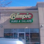 Photo taken at Blimpie Subs & Salads by Chad L. on 2/24/2013