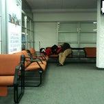 Photo taken at Gate 9 - Aeropuerto El Dorado by Angie S. on 10/14/2012