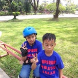 Photo taken at Dunia Inline Skate by Ira W. on 5/18/2014